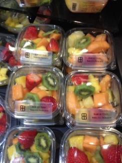 barquette de fruits et legumes - Fraîchement Bon