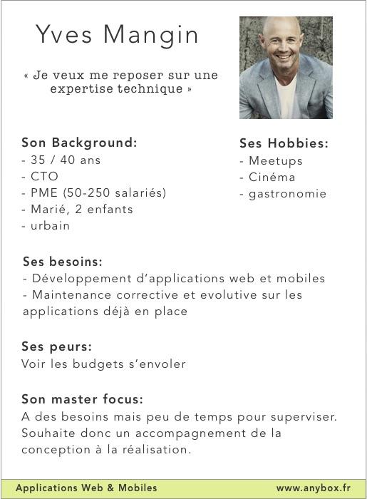 Personnas Anybox - application web et mobiles de gestion